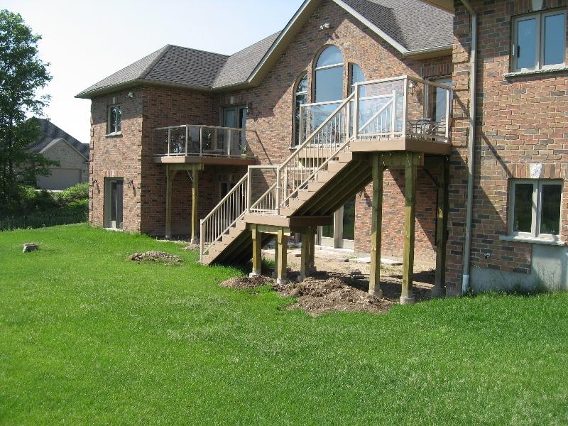 Krell residence before
