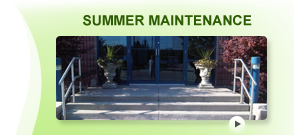 Summer Maintenance